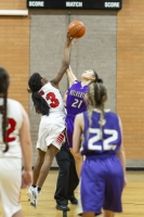 Gallery: Girls Basketball Friday Harbor @ Coupeville